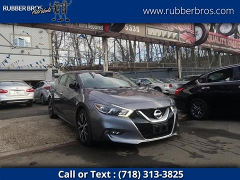 2016 Nissan Maxima for sale in Brooklyn, NY