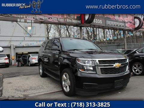2015 Chevrolet Tahoe for sale in Brooklyn, NY