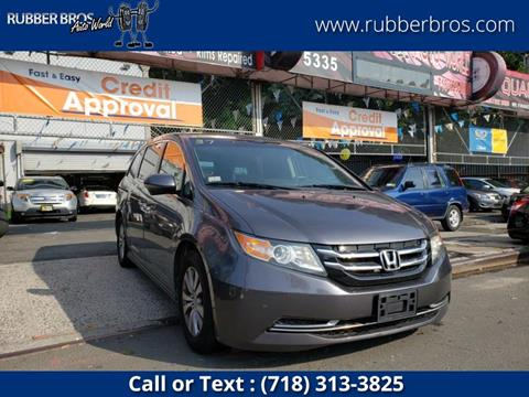 2015 Honda Odyssey for sale in Brooklyn, NY