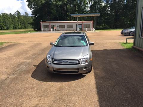 2009 Ford Fusion for sale at Chambliss Automobile Agency in Fayette MS