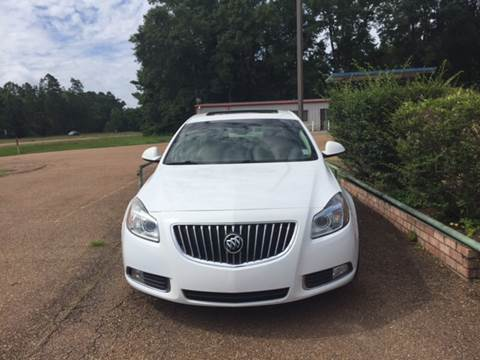 2011 Buick Regal for sale at Chambliss Automobile Agency in Fayette MS