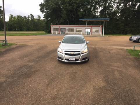 2013 Chevrolet Malibu for sale at Chambliss Automobile Agency in Fayette MS