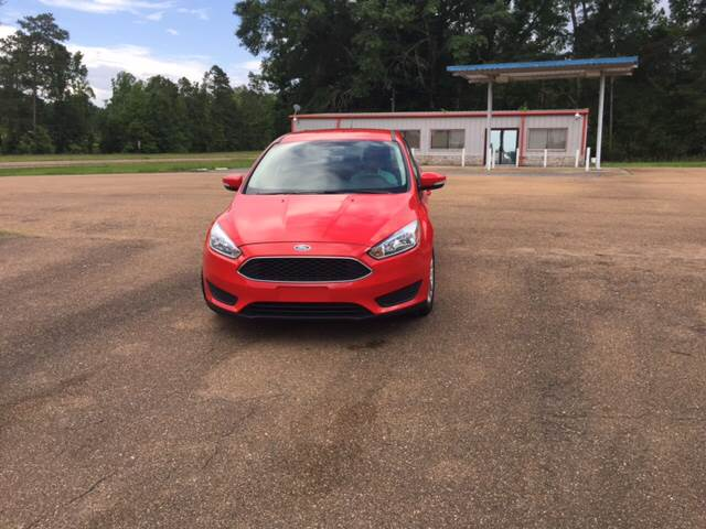 2015 Ford Focus SE In Fayette MS  Chambliss Automobile Agency