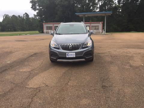 2015 Buick Encore for sale at Chambliss Automobile Agency in Fayette MS