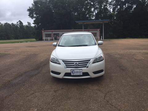 2014 Nissan Sentra for sale at Chambliss Automobile Agency in Fayette MS