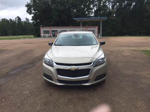 2014 Chevrolet Malibu for sale at Chambliss Automobile Agency in Fayette MS