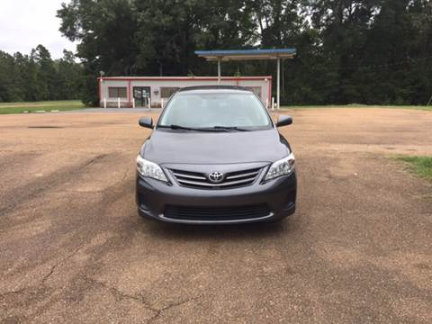 2013 Toyota Corolla for sale in Fayette, MS