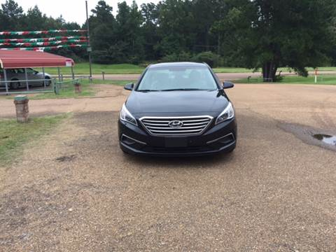 2016 Hyundai Sonata for sale at Chambliss Automobile Agency in Fayette MS