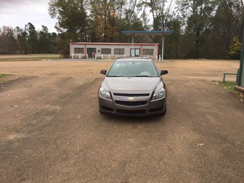 2012 Chevrolet Malibu for sale at Chambliss Automobile Agency in Fayette MS