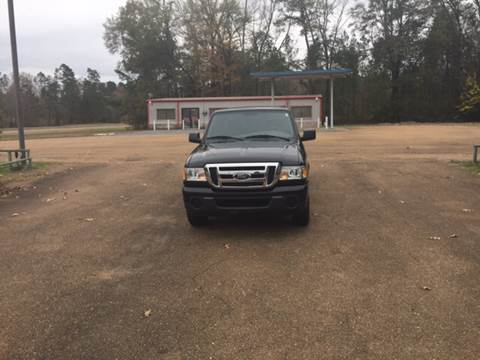 2009 Ford Ranger for sale at Chambliss Automobile Agency in Fayette MS
