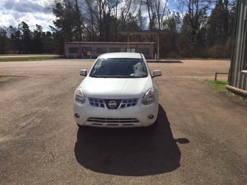 2013 Nissan Rogue for sale at Chambliss Automobile Agency in Fayette MS