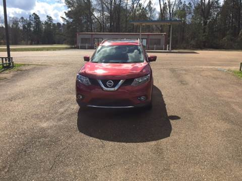 2014 Nissan Rogue for sale at Chambliss Automobile Agency in Fayette MS