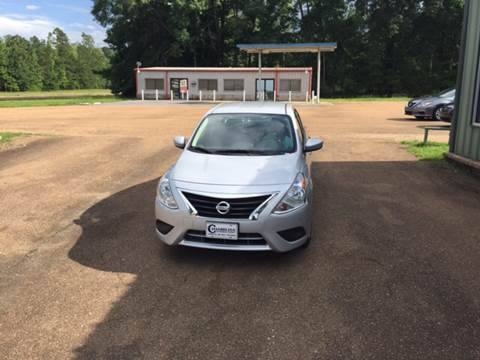 2016 Nissan Versa for sale at Chambliss Automobile Agency in Fayette MS