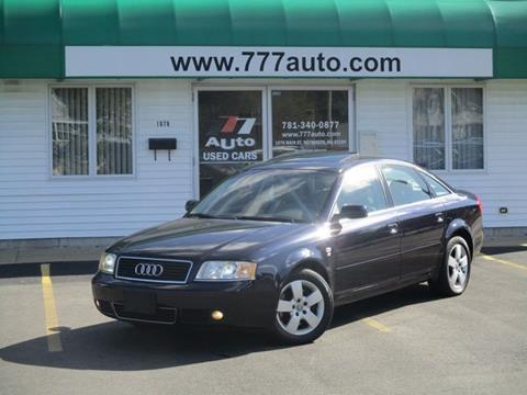 2003 Audi A6 for sale in South Weymouth, MA