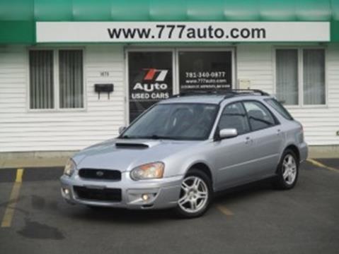 2004 Subaru Impreza For Sale - Carsforsale.com®