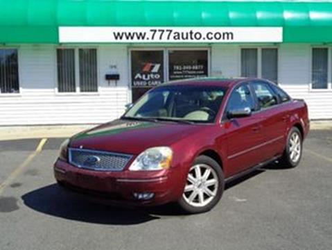 2006 Ford Five Hundred for sale in South Weymouth, MA