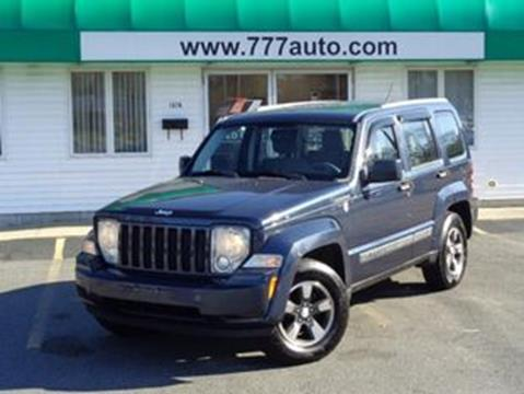 2008 Jeep Liberty for sale in South Weymouth, MA