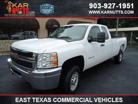 2013 Chevrolet Silverado 2500HD for sale in Marshall, TX