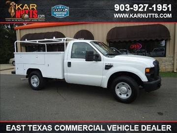 2008 Ford F-250 Super Duty for sale in Marshall, TX
