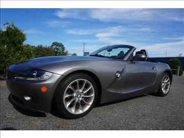 2005 BMW Z4 for sale in New Bedford, MA
