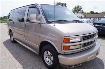 2001 Chevrolet Express Passenger for sale in Columbus, OH