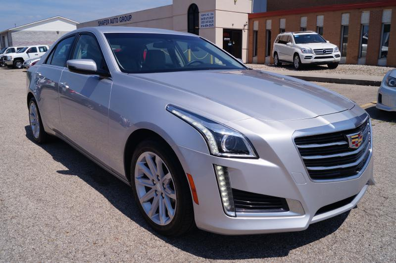 2015 Cadillac Cts 2 0t In Columbus Oh Shafer Auto Group