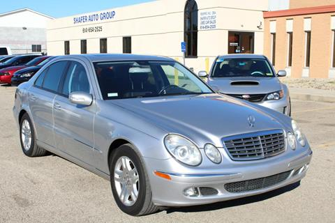2006 Mercedes-Benz E-Class for sale in Columbus, OH