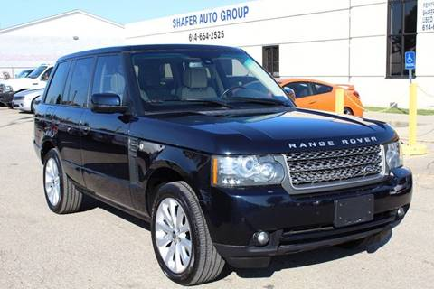2010 Land Rover Range Rover for sale in Columbus, OH