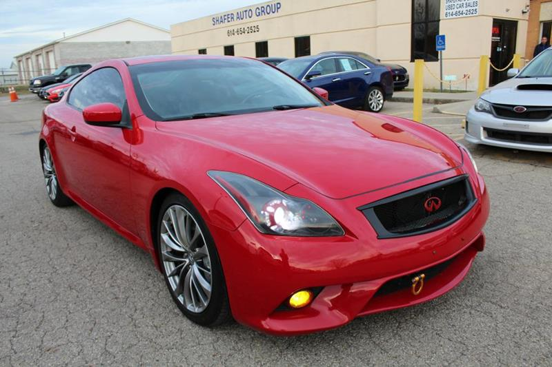 2011 Infiniti G37 Coupe X In Columbus Oh Shafer Auto Group