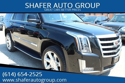 Cadillac Escalade For Sale in Columbus, OH - SHAFER AUTO GROUP