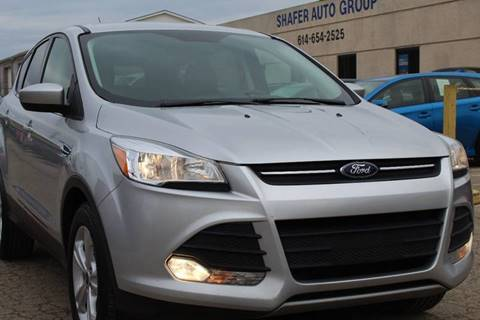 2014 Ford Escape for sale in Columbus, OH
