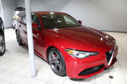 2018 Alfa Romeo Giulia for sale in Columbus, OH