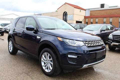 2016 Land Rover Discovery Sport for sale in Columbus, OH