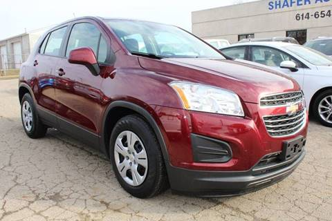 2016 Chevrolet Trax for sale in Columbus, OH