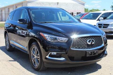 2020 Infiniti QX60 for sale at SHAFER AUTO GROUP in Columbus OH