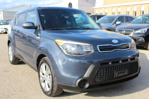 2014 Kia Soul for sale at SHAFER AUTO GROUP in Columbus OH