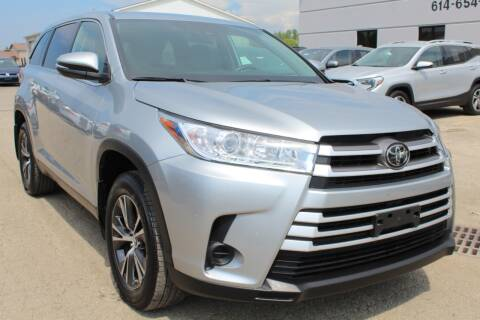 2019 Toyota Highlander for sale at SHAFER AUTO GROUP in Columbus OH