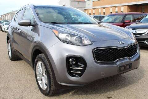 2017 Kia Sportage for sale at SHAFER AUTO GROUP in Columbus OH