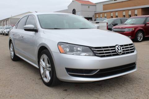 2014 Volkswagen Passat for sale at SHAFER AUTO GROUP in Columbus OH