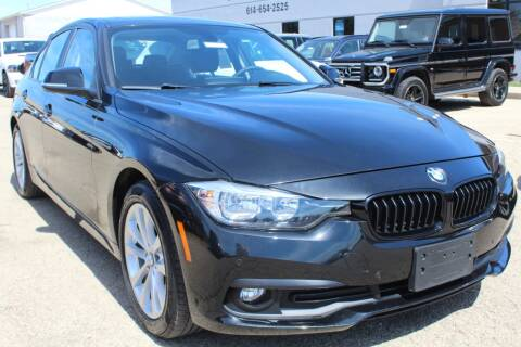 2017 BMW 3 Series for sale at SHAFER AUTO GROUP in Columbus OH