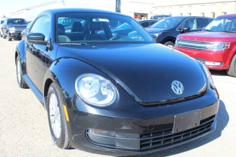 2015 Volkswagen Beetle for sale at SHAFER AUTO GROUP in Columbus OH