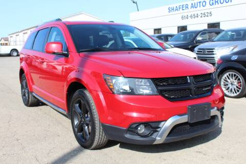 2018 Dodge Journey for sale at SHAFER AUTO GROUP in Columbus OH