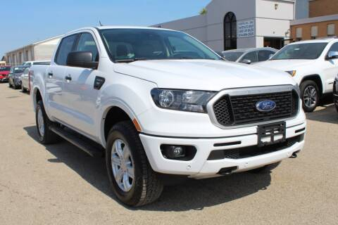 2019 Ford Ranger for sale at SHAFER AUTO GROUP in Columbus OH