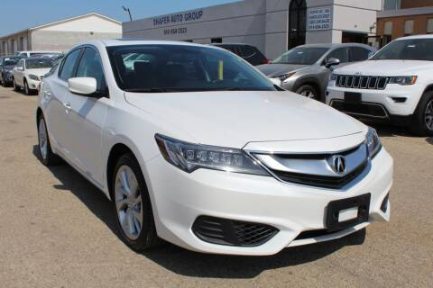 2017 Acura ILX for sale at SHAFER AUTO GROUP in Columbus OH