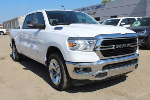 2020 RAM Ram Pickup 1500 for sale at SHAFER AUTO GROUP in Columbus OH