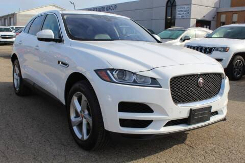 2019 Jaguar F-PACE for sale at SHAFER AUTO GROUP in Columbus OH