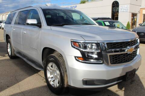 2019 Chevrolet Suburban for sale at SHAFER AUTO GROUP in Columbus OH