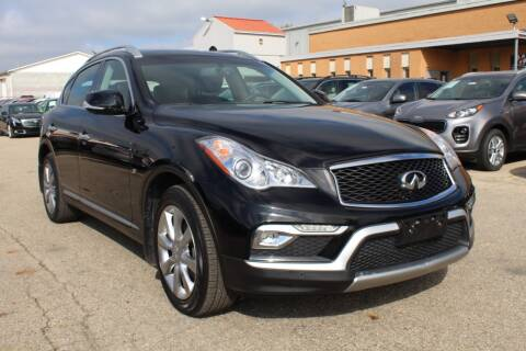 2017 Infiniti QX50 for sale at SHAFER AUTO GROUP in Columbus OH