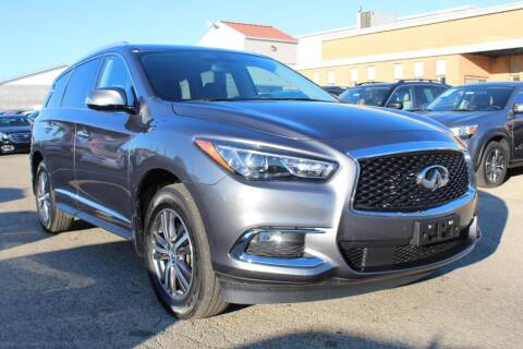 2017 Infiniti QX60 for sale at SHAFER AUTO GROUP in Columbus OH