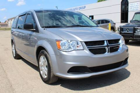 2018 Dodge Grand Caravan for sale at SHAFER AUTO GROUP in Columbus OH